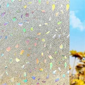 Film Fenetre Anti Chaleur : test avis zindoo film vitre 3d film solaire anti ~ Edinachiropracticcenter.com Idées de Décoration
