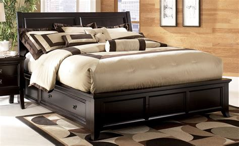 35707 size bed frame with storage great king size bed frame with storage diavolet design