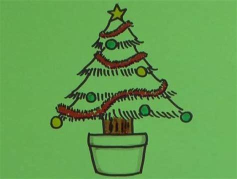 como dibujar un arbol de navidad auto design tech