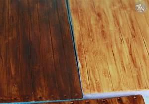 Faire Un Plancher Bois : faire un plancher en bois f erie cake ~ Dailycaller-alerts.com Idées de Décoration
