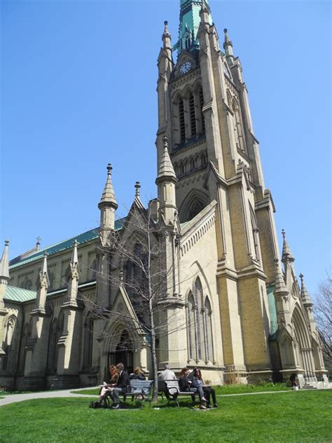 Toronto s architectural gems St James Cathedral on King