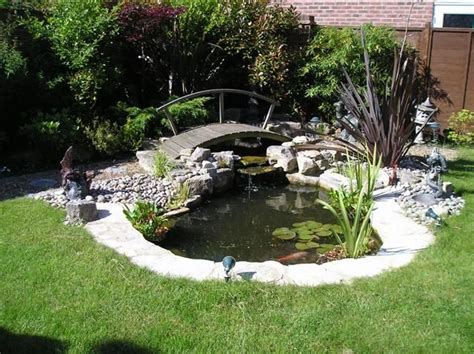 Pictures Of Backyard Ponds by 20 Koi Pond Ideas To Create A Unique Garden Ponds