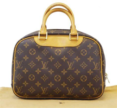 louis vuitton monogram trouville boston travel handbag final call