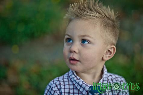 Boy Faux Hawk Hairstyle by Faux Hawk This Is How I Want Bran S 1st Haircut To Be So