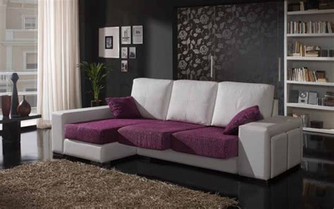 Modern Chaise Sofa by Tapizados Luan Sof 225 S Sillones Rinconeras Chiaselongue