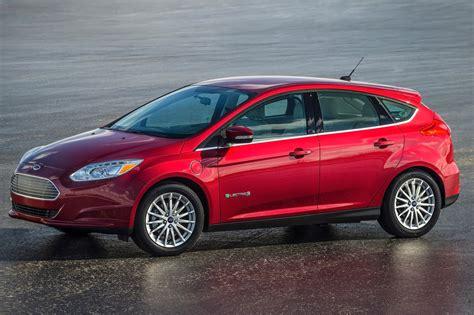 2016 Ford Focus Hatchback Pricing
