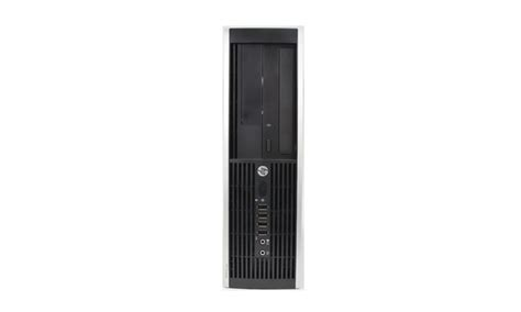 Hp Elite 8300 Small Form Factor Pc by Up To 27 Off On Hp Compaq Elite 8300 Sff Pc Groupon Goods
