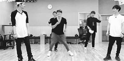 Ikon Bobby Proposal Accepting Gifs Dance Reaction