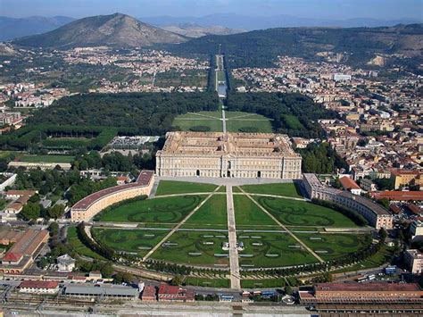 Caserta the Royal Palace and Park UNESCO World Heritage