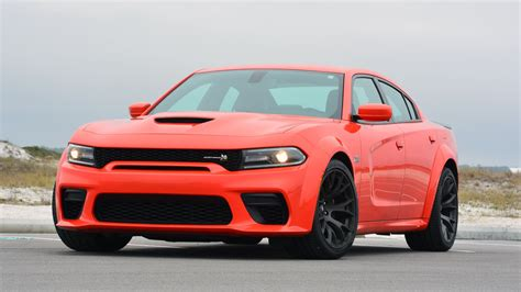 dodge charger rt scat pack widebody represents  muscle car evolution