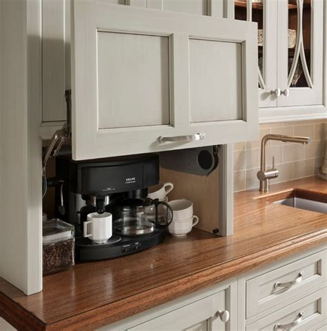 storage ideas for small kitchens 42 creative appliances storage ideas for small kitchens 8375