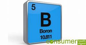 Boron  Potential Health Benefits  Side Effects And Dosage