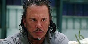 Mickey Rourke Wrestles With Supernatural Forces in ...
