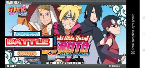 Tham gia vào game bạn sẽ được phép chọn cho mình một nhân vật yêu thích với nhiều loại kỹ năng biến hoá khác nhau, nhiệm vụ của bạn là tham gia vào một. Download Naruto Senki V1.22 Full Karakter / Download Naruto Senki V1 17 Apk Needdakun : Download ...