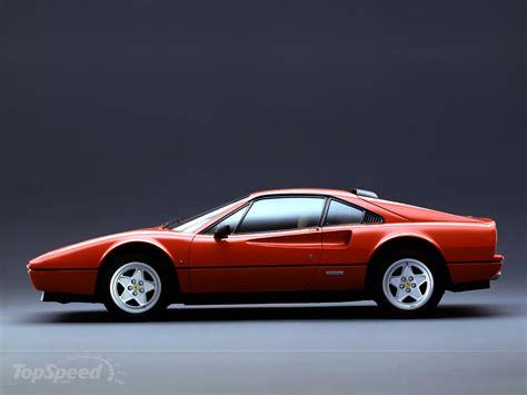 1985  1989 Ferrari 328 Gtb  Picture 323622  Car Review