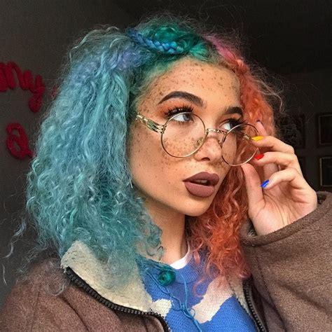 Ambiguousgrae Hair Colour Hair Dye Bright