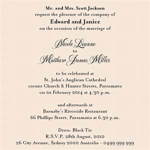 proper wedding invitation wording wedding invitation With wedding invitation wording deceased father of groom