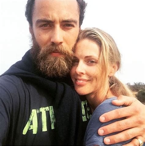 James Middleton's beard has a life of its own by SEBASTIAN ...