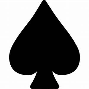 Spade symbol ⋆ Free Vectors, Logos, Icons and Photos Downloads