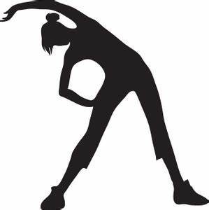 Fitness Clipart Free Black And White   Clipart Panda ...