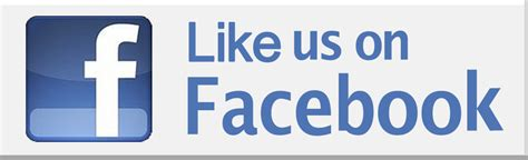 Like Us On Sticker Template by Financial Aid