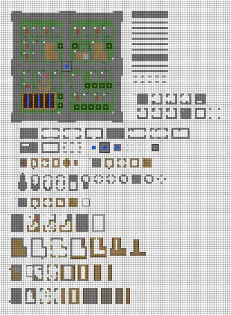 les  meilleures images du tableau minecraft blueprints
