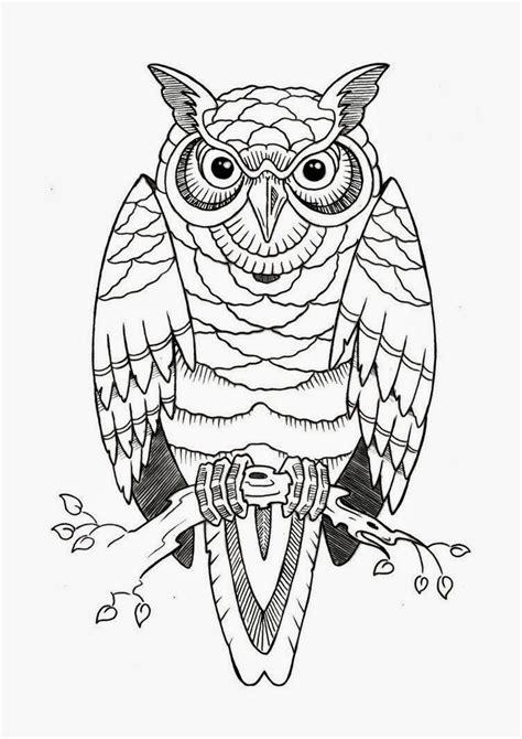 tattoos book   printable tattoo stencils owl