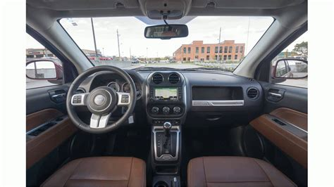 jeep compass limited interior jeep compass 2015 interior image 5