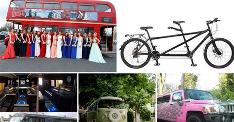 Prom Transport by Creative Prom Transport In Newcastle The
