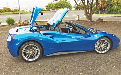 2016 model year ferrari 488 spider pictured below. 2017 Ferrari 488 Spider Test Drive Review - The Fast Lane Car