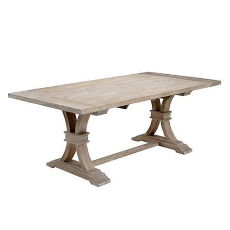 z gallerie archer dining table for the home