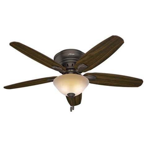 hunter fremont  led ceiling fan  menards