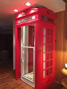 British Telephone Box Makeover On A Stiltz Duo Vista In
