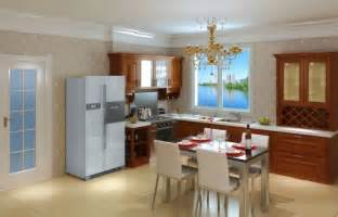 kitchen room interior kitchen and dining room interior layout 3d house