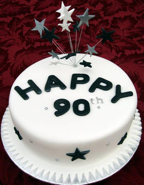 Simply Cakes 90th Birthday