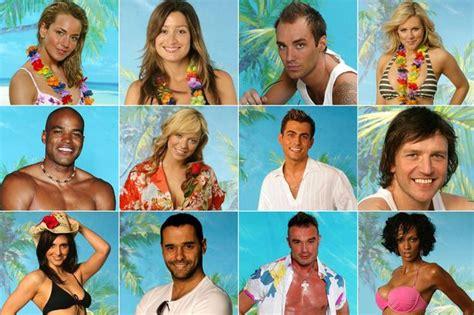 Love Island Season 1 Cast
