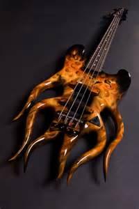 Custom Electric Bass Guitars