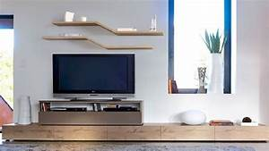 Meuble TV Contemporain Design Collection Brem By Gautier