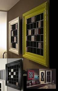 Range Cd Mural : 17 best ideas about rangement cd on pinterest stockage de dvd tag res de rangement de dvd ~ Melissatoandfro.com Idées de Décoration