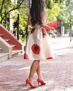 Floral Skirt Outfit Tumblr   www.pixshark.com - Images ...
