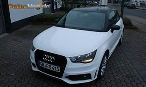 Audi A1 Kosten : audi a1 folieren auto bild idee ~ Kayakingforconservation.com Haus und Dekorationen