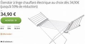 Sechoir A Linge Chauffant : etendoir linge extensible ~ Dailycaller-alerts.com Idées de Décoration