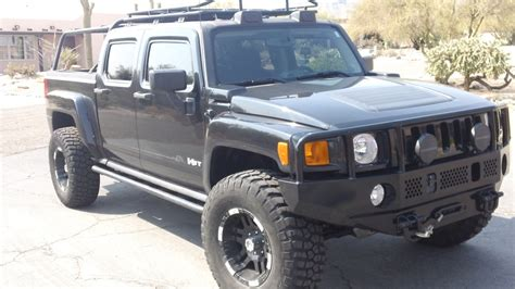 awesome hummer h3t h3t bed racks hummer forums enthusiast forum for