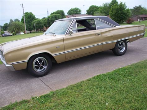 1967 Dodge Coronet 440 Mopar 383 Big Block