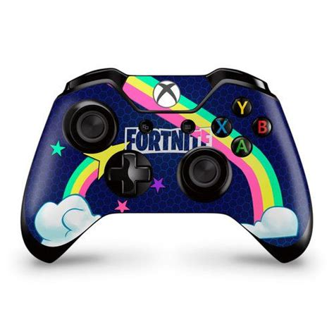 rainbow rider xbox  controller skin fortnite fan art