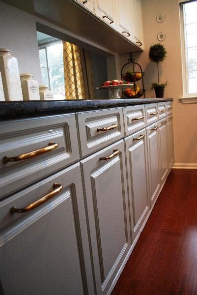 painted gray kitchen cabinets gray base cabinets design ideas