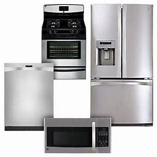 Kenmore Stainless Steel Kitchen Appliance Bundle