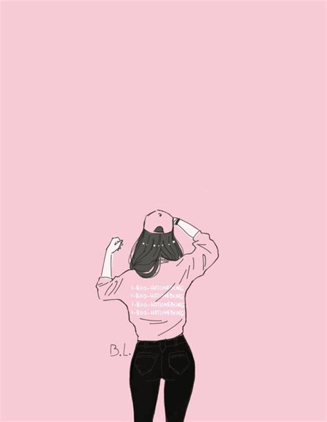 Aesthetic Girly Wallpaper by Hotline Bling Wallpaper By Priscila Ricario We It