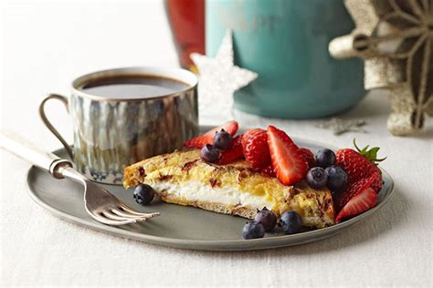 Our Best Stuffed French Toast For Two Kraft Recipes
