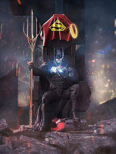 fan   hail  king batman  fanmade